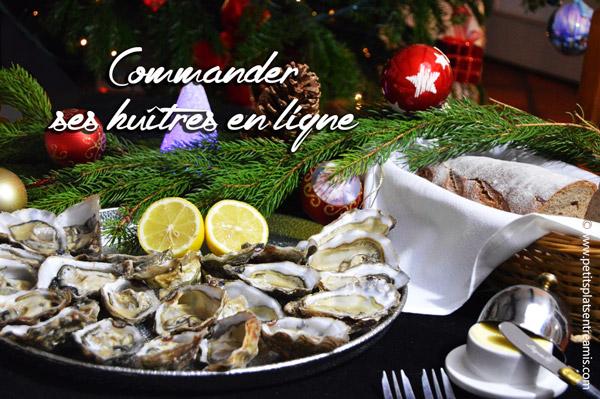 Commander ses hu tres en ligne petits plats entre amis for Commander poisson en ligne