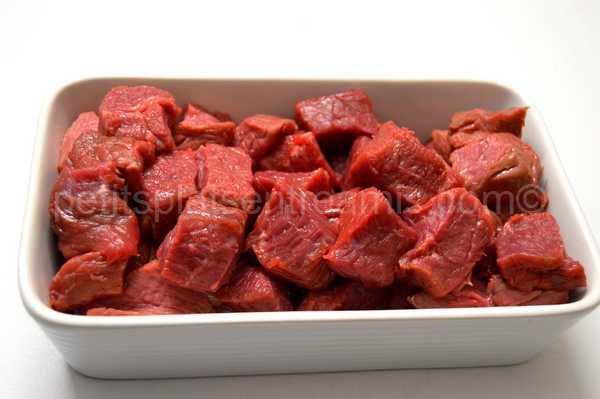 viande pour fondue bourguignonne