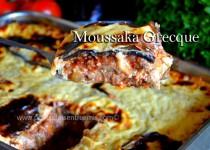 La vraie Moussaka grecque – La recette