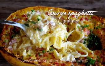 Petits plats entre amis - Comment cuisiner une courgette spaghetti ...