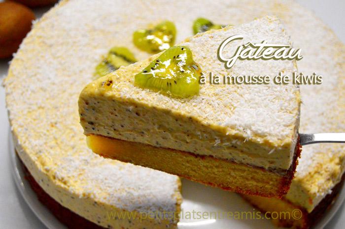 gâteau-à-la-mousse-de-kiwis