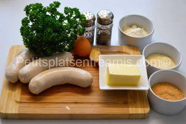 ingrédients croquettes-de-boudin-blanc-panées