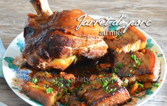 Plat principal petits plats entre amis part 16 - Cuisiner le jarret de porc ...