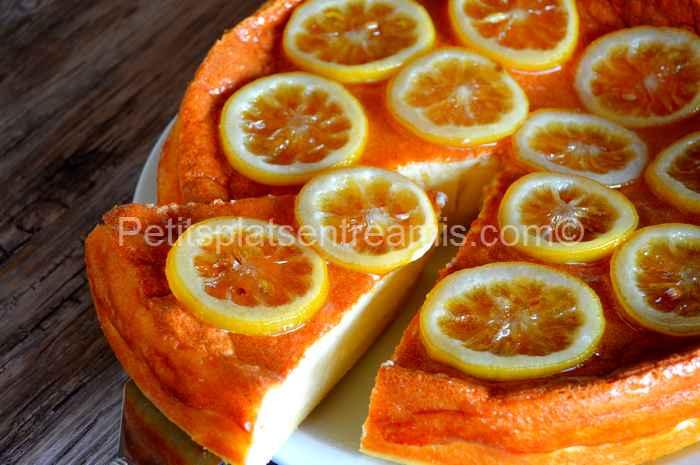 Gâteau-magique-au-citron recette