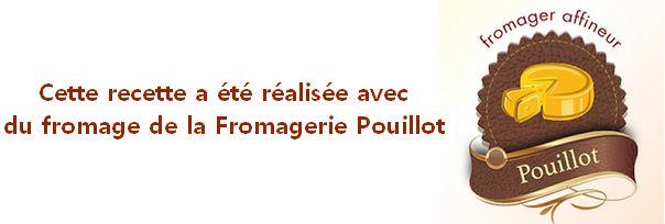 bannière fromagerie Pouillot