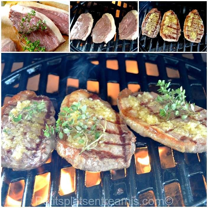 cuisson Picanha de boeuf