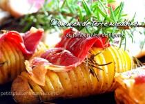 Pommes de terre suédoises au jambon Noir de Bigorre
