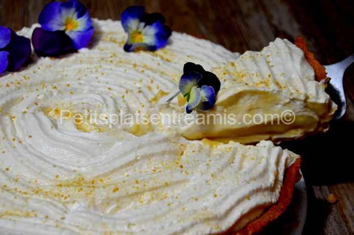 recette de tarte québecoise à la crème