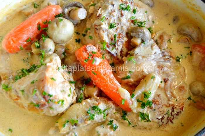 recette du poulet-au-cidre