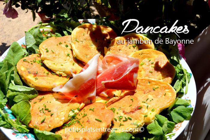 pancakes-au-jambon-de-Bayonne