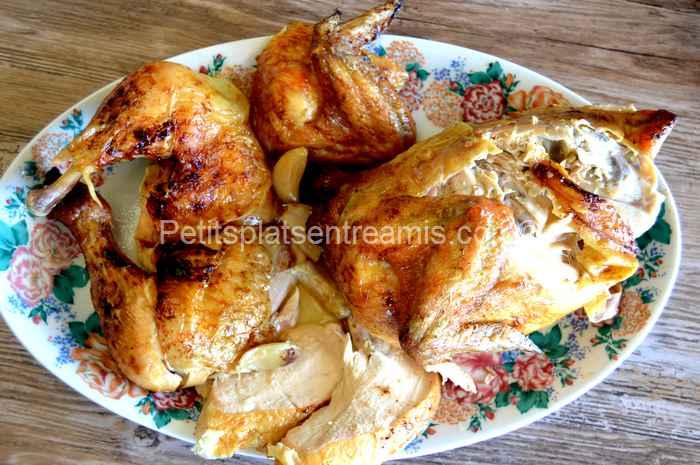 poulet à la bière au barbecue recette