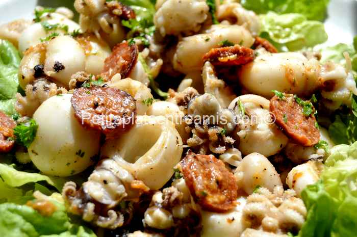 recette petites-seiches-au-chorizo-à-la-plancha
