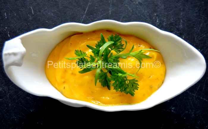 recette sauce béarnaise