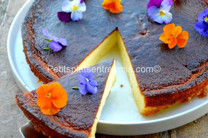 Gâteau au fromage blanc recette