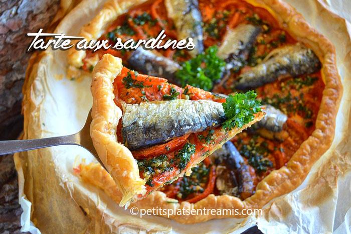 Tarte-aux-sardines