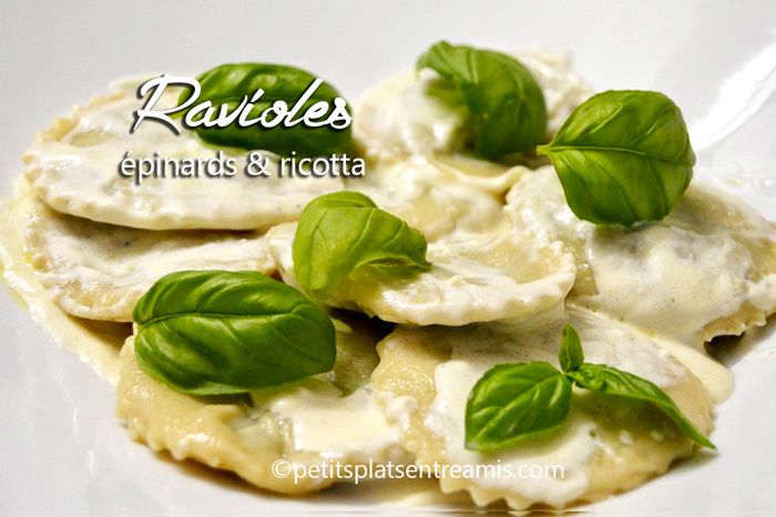 ravioles-épinards-ricotta