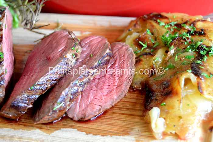 recette filet-de-rumsteak-boulangère
