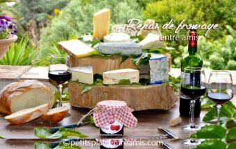 Humeur du jour petits plats entre amis for Idee repas partage