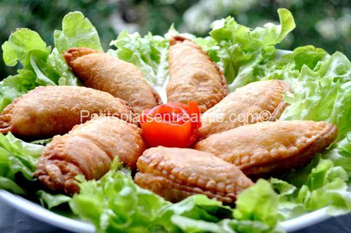 rissoles au poulet recette
