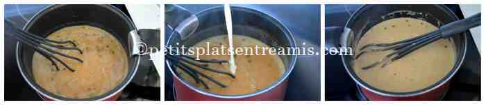 cuisson sauce au poivre