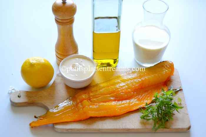 ingrédients haddock-à-la-crème
