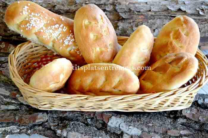 petits-pains-à-l'érable recette