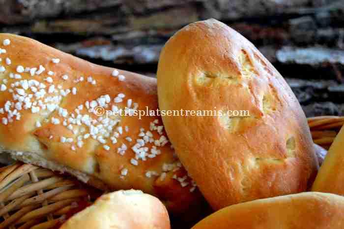 recette petits-pains-à-l'érable
