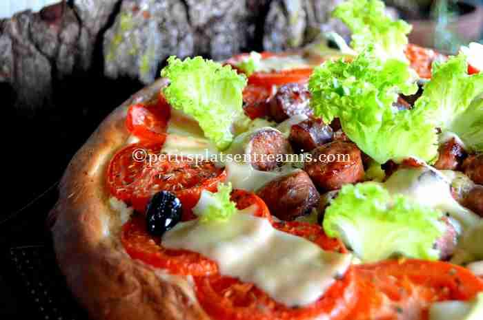 recette pizza-à-la-saucisse-de-Toulouse