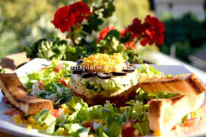salade-de-thon recette