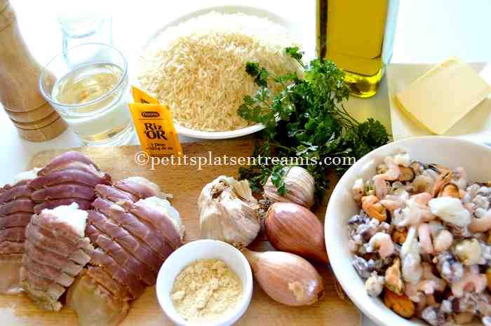 Ingrédients riz-pilaf-aux-fruits-de-mer