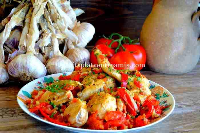 poulet-basquaise recette