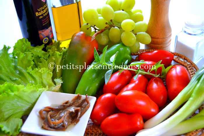 ingredients-pour-salade-de-tomates-et-poivrons