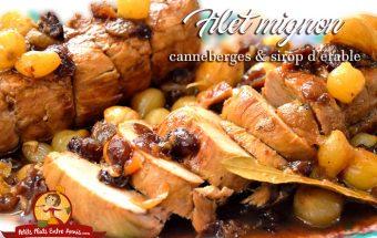 filet-mignon-aux-canneberges-et-sirop-derable