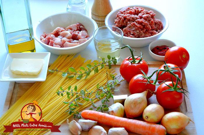 ingredients-pour-spaghetti-bolognaise