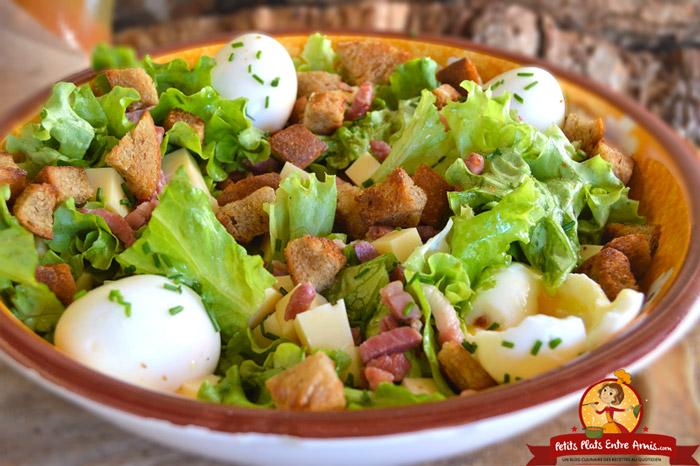 salade-campagnarde-recette
