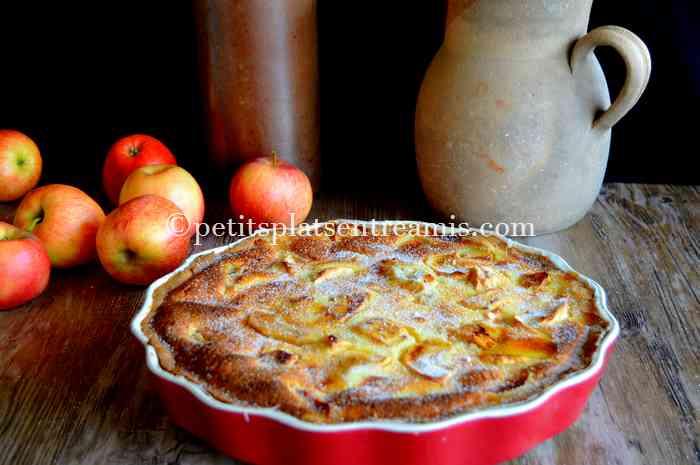 tarte-normande-aux-pommes-recette