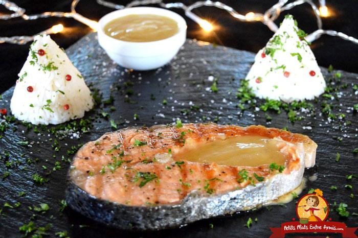 darne-de-saumon-au-beurre-blanc-recette