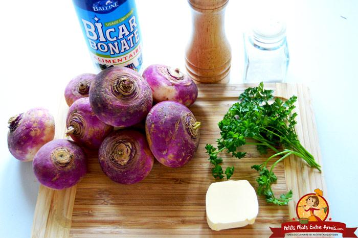 ingredients-pour-navets-au-beurre-maitre-dhotel