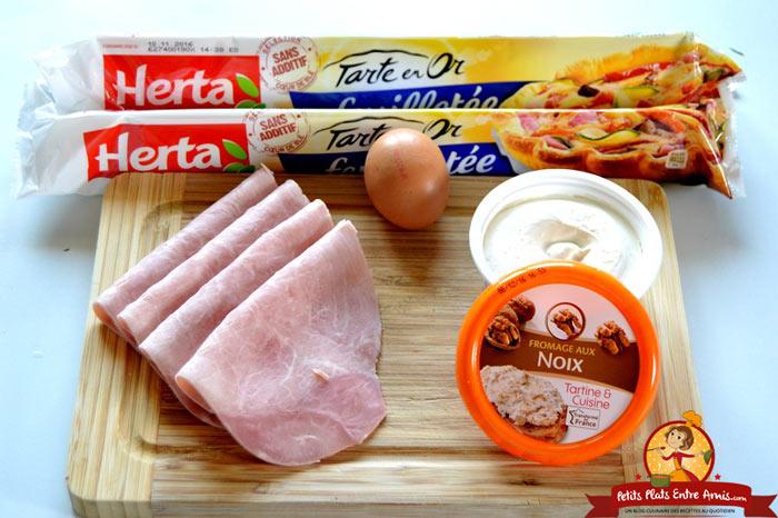 ingredients-tarte-soleil-jambon-fromage