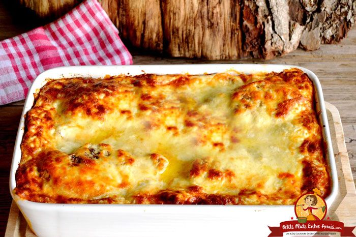 lasagnes-au-poulet-recette