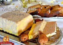 Terrine de foie gras au porto