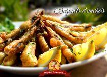 Beignets d'anchois