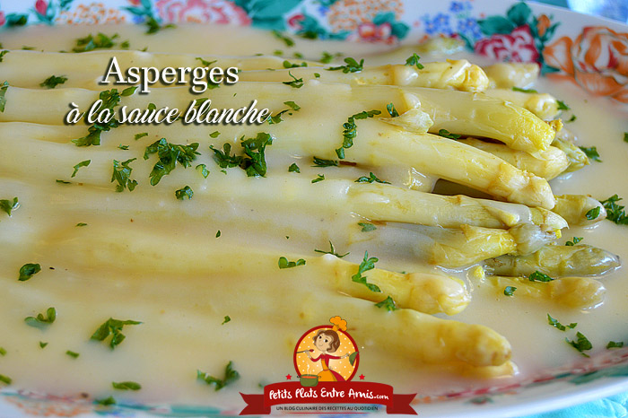 Sauce pour asperges froides - Asperge blanche a la poele ...
