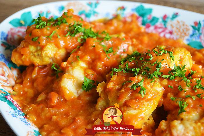 Recette lotte a l armoricaine avec bisque de homard un - Lotte a l armoricaine recette cuisine ...