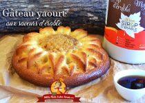 Gâteau yaourt aux saveurs d'érable