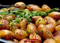 Pommes de terre grenaille sautées