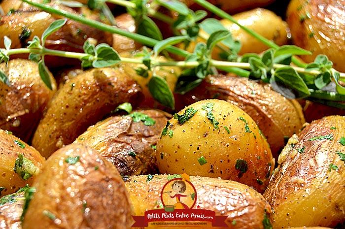 Pommes De Terre Grenaille Sautees Petits Plats Entre Amis