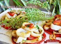 Calamars à la provençale