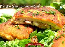 Cordon bleu au camembert