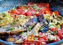 Escalivada – Légumes grillés au four